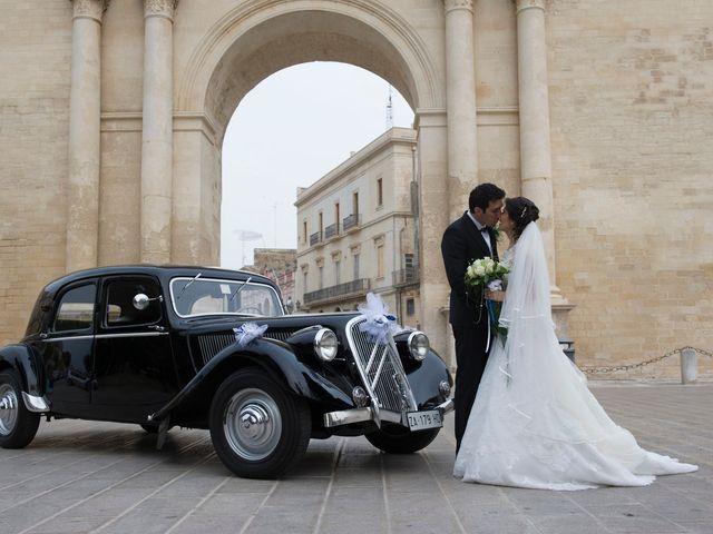 Il matrimonio di Roberta e Gianmauro a Arnesano, Lecce 8