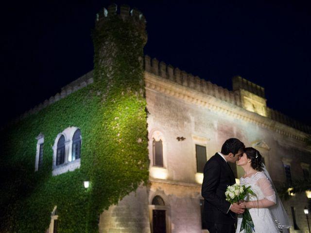 Il matrimonio di Roberta e Gianmauro a Arnesano, Lecce 10