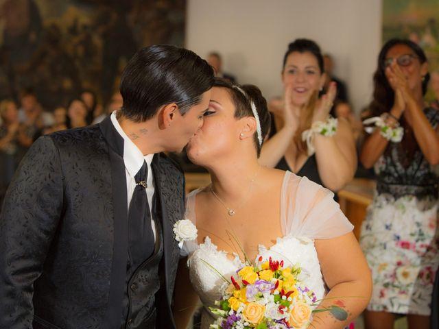 Il matrimonio di Francesca e Federica a Codigoro, Ferrara 3