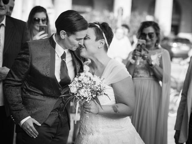 Il matrimonio di Francesca e Federica a Codigoro, Ferrara 8