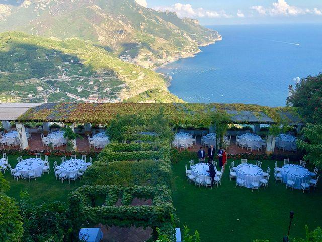 Il matrimonio di Alessandro Scognamiglio  e Veronica Moretti  a Ravello, Salerno 6