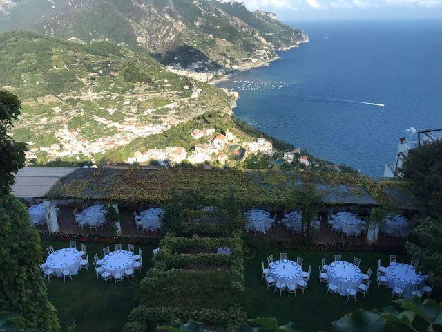 Il matrimonio di Alessandro Scognamiglio  e Veronica Moretti  a Ravello, Salerno 9