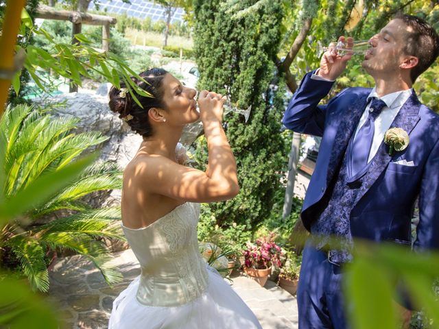 Le nozze di Eleonora e Simone