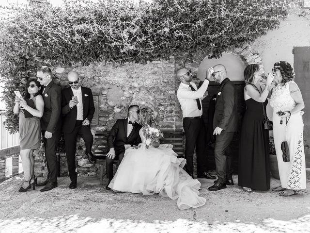 Il matrimonio di Giovanni e Sabrina a Castellalto, Teramo 42