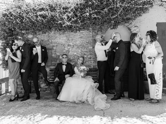Il matrimonio di Giovanni e Sabrina a Castellalto, Teramo 43
