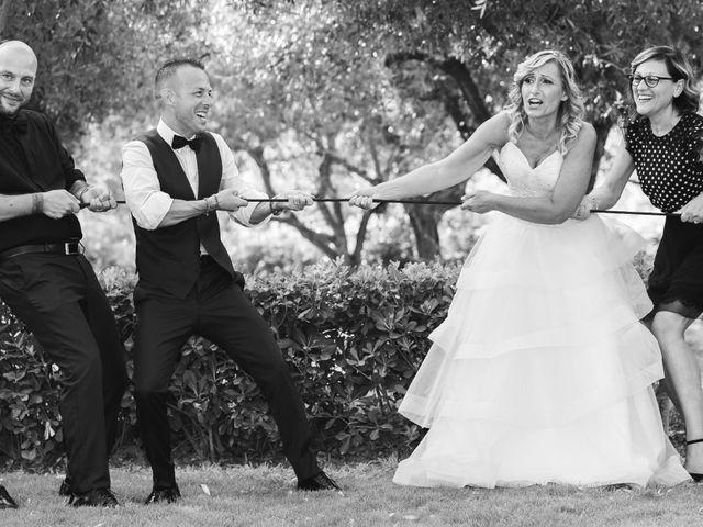 Il matrimonio di Giovanni e Sabrina a Castellalto, Teramo 52