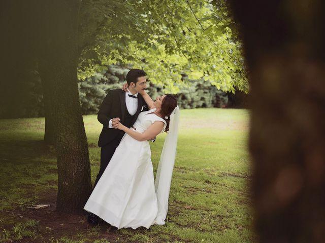 Le nozze di Anna Vittoria e Francesco