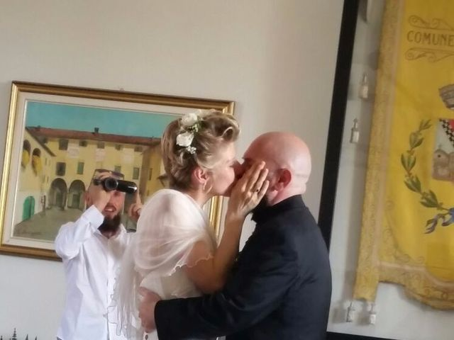 Il matrimonio di Fabio e Serena a Dairago, Milano 2