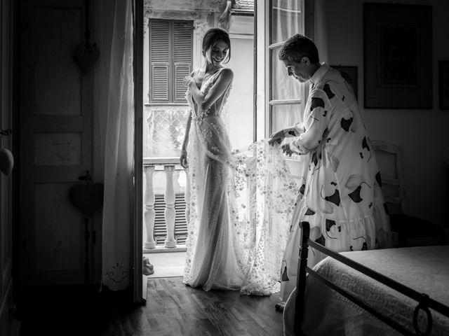 Il matrimonio di Davide e Benedetta a Finale Ligure, Savona 9