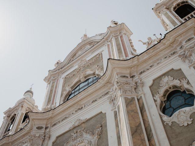 Il matrimonio di Davide e Benedetta a Finale Ligure, Savona 34