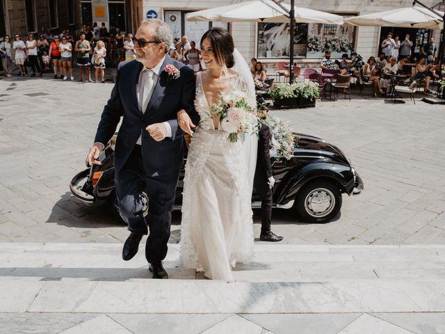 Il matrimonio di Davide e Benedetta a Finale Ligure, Savona 39
