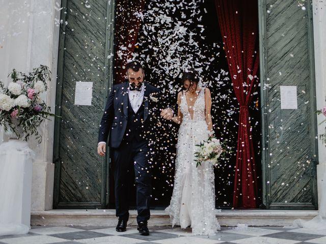 Il matrimonio di Davide e Benedetta a Finale Ligure, Savona 48