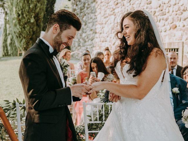 Il matrimonio di Angelo e Angela a Calolziocorte, Lecco 1
