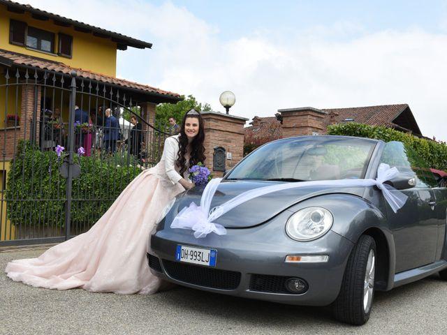 Il matrimonio di Andrea e Giorgia a Chieri, Torino 16