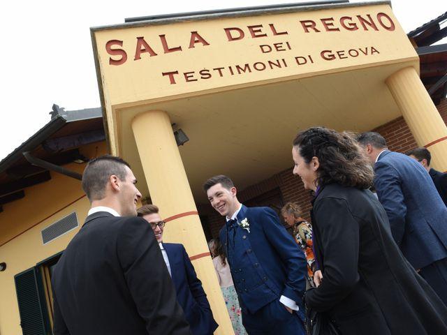 Il matrimonio di Andrea e Giorgia a Chieri, Torino 18