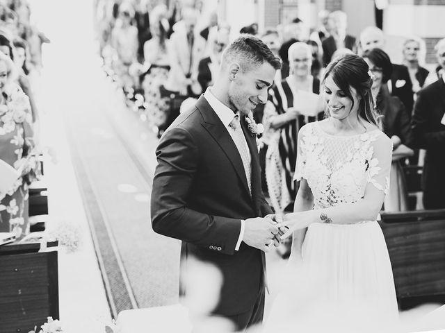 Il matrimonio di Carlo e Giulia a Cittadella, Padova 26