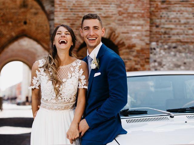 Il matrimonio di Carlo e Giulia a Cittadella, Padova 1
