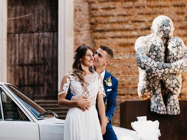 Il matrimonio di Carlo e Giulia a Cittadella, Padova 31
