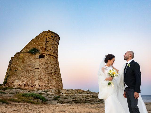 Le nozze di Fabiola e Raffaele