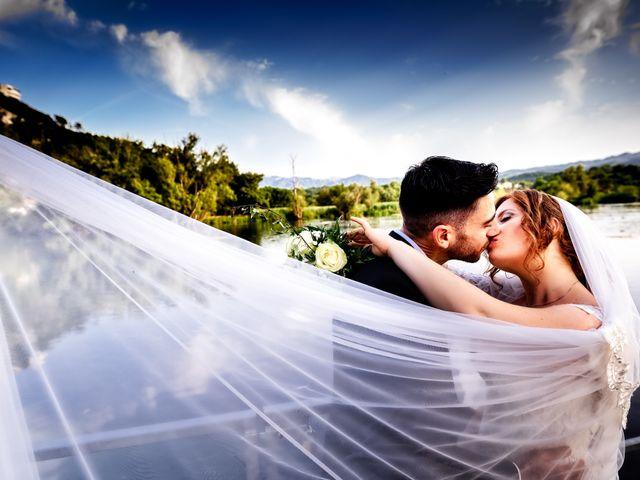 Le nozze di Miriam e Gianluca
