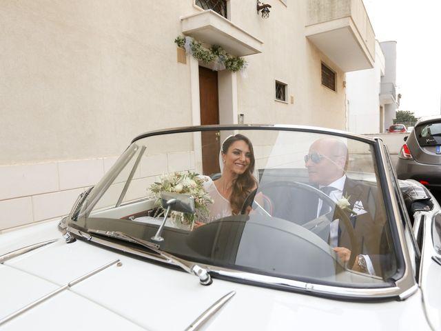Il matrimonio di Paolo e Angelica a Ostuni, Brindisi 27