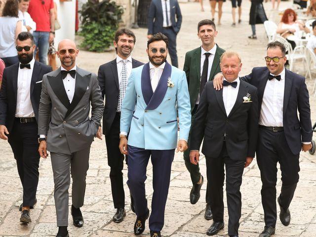 Il matrimonio di Paolo e Angelica a Ostuni, Brindisi 29