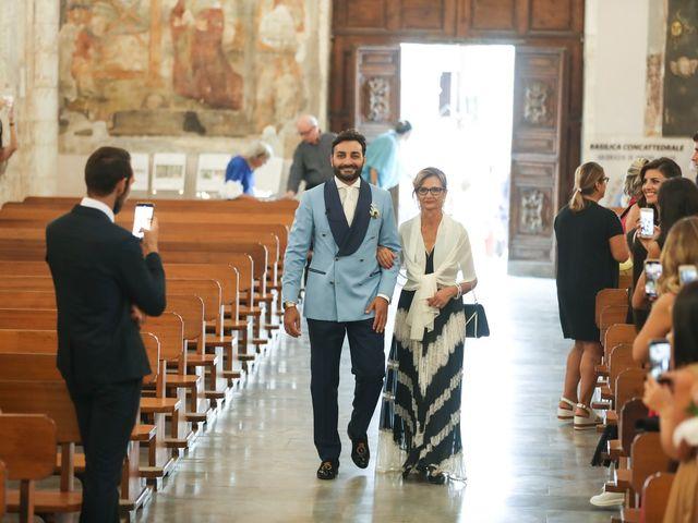 Il matrimonio di Paolo e Angelica a Ostuni, Brindisi 32