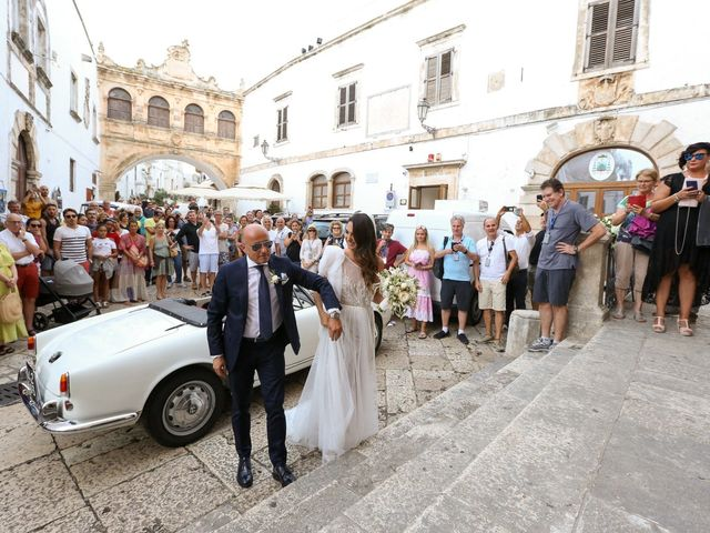 Il matrimonio di Paolo e Angelica a Ostuni, Brindisi 33