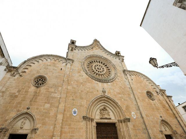 Il matrimonio di Paolo e Angelica a Ostuni, Brindisi 35