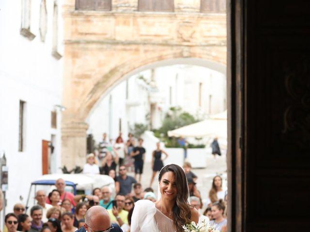 Il matrimonio di Paolo e Angelica a Ostuni, Brindisi 36