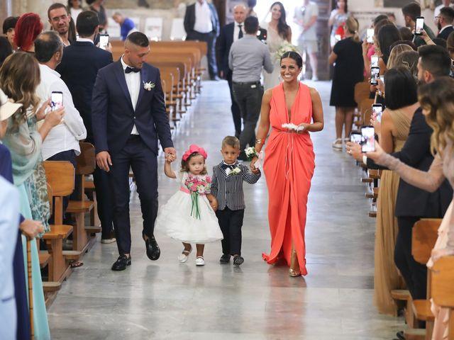 Il matrimonio di Paolo e Angelica a Ostuni, Brindisi 37