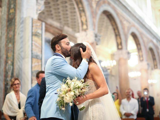 Il matrimonio di Paolo e Angelica a Ostuni, Brindisi 40