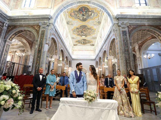 Il matrimonio di Paolo e Angelica a Ostuni, Brindisi 45