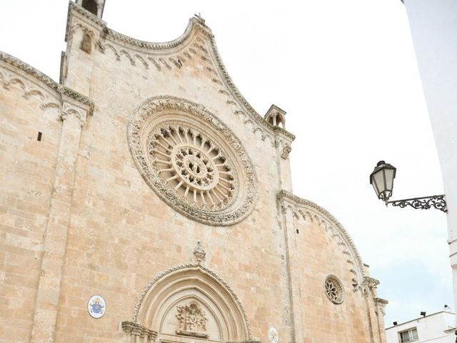 Il matrimonio di Paolo e Angelica a Ostuni, Brindisi 60