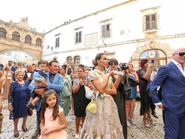 Il matrimonio di Paolo e Angelica a Ostuni, Brindisi 66