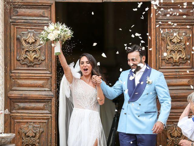 Il matrimonio di Paolo e Angelica a Ostuni, Brindisi 70