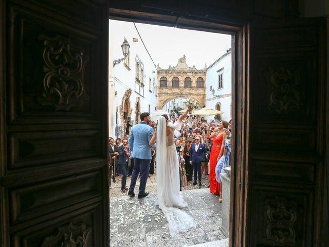 Il matrimonio di Paolo e Angelica a Ostuni, Brindisi 71
