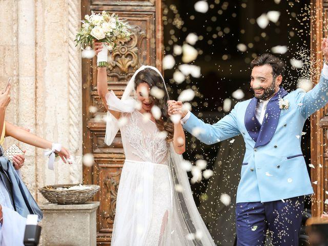 Il matrimonio di Paolo e Angelica a Ostuni, Brindisi 72
