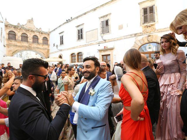 Il matrimonio di Paolo e Angelica a Ostuni, Brindisi 75