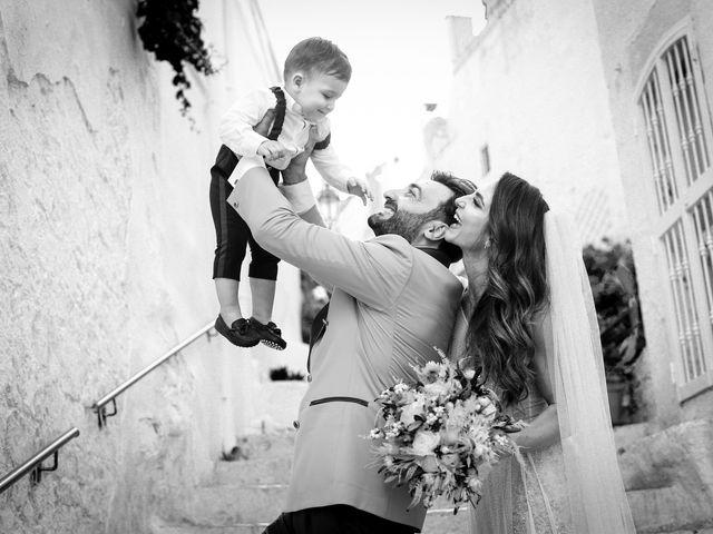 Il matrimonio di Paolo e Angelica a Ostuni, Brindisi 77
