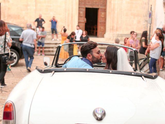 Il matrimonio di Paolo e Angelica a Ostuni, Brindisi 78