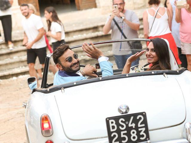 Il matrimonio di Paolo e Angelica a Ostuni, Brindisi 80