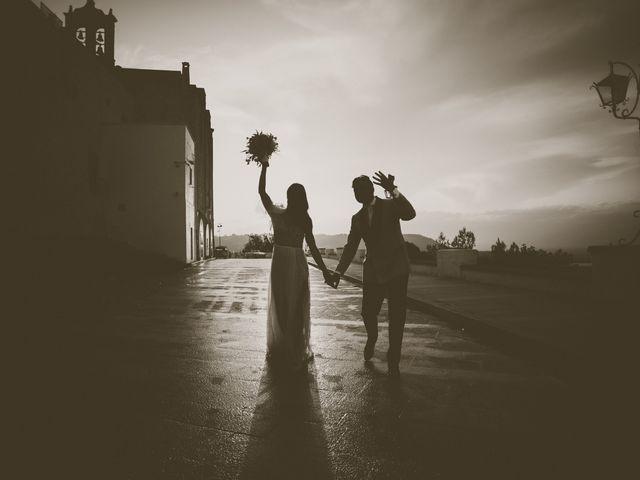 Il matrimonio di Paolo e Angelica a Ostuni, Brindisi 84