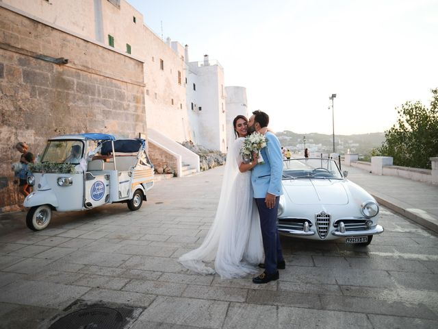 Il matrimonio di Paolo e Angelica a Ostuni, Brindisi 88