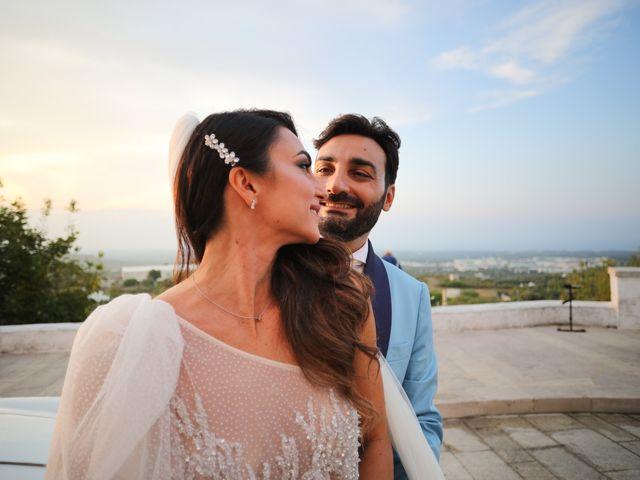 Il matrimonio di Paolo e Angelica a Ostuni, Brindisi 89