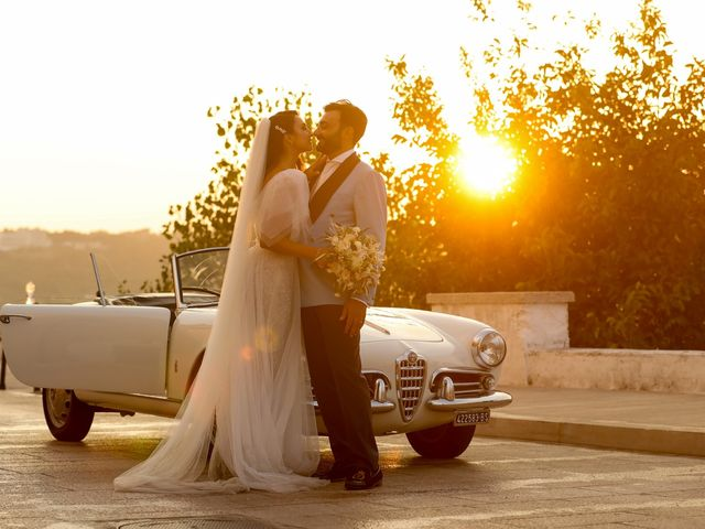 Il matrimonio di Paolo e Angelica a Ostuni, Brindisi 90