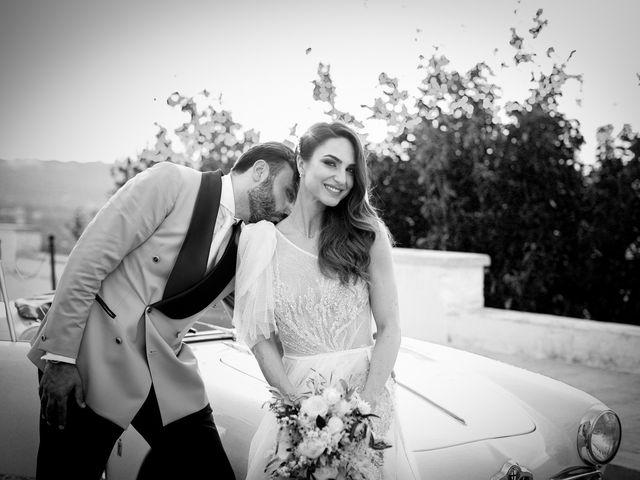 Il matrimonio di Paolo e Angelica a Ostuni, Brindisi 91