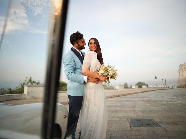 Il matrimonio di Paolo e Angelica a Ostuni, Brindisi 92