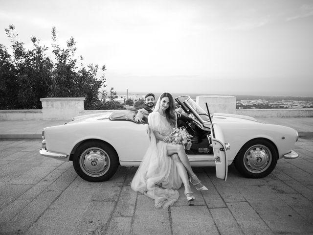 Il matrimonio di Paolo e Angelica a Ostuni, Brindisi 93