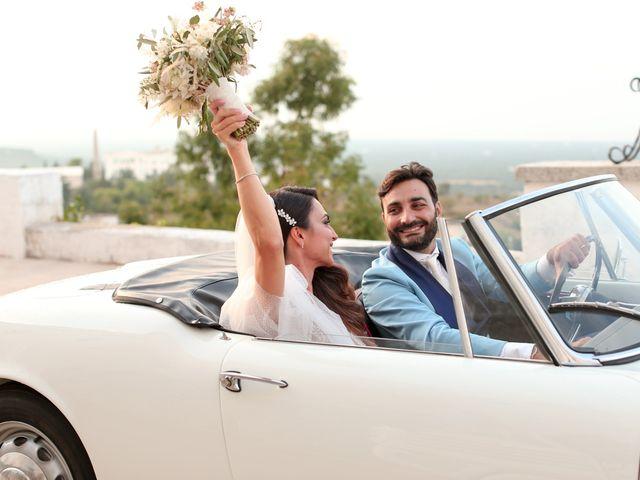 Il matrimonio di Paolo e Angelica a Ostuni, Brindisi 94
